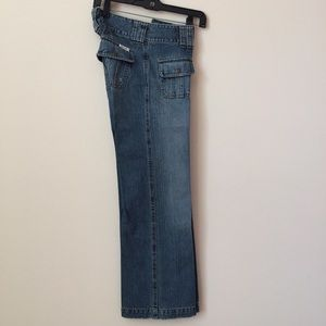 Abercrombie - Girl Slouch Fit Jeans